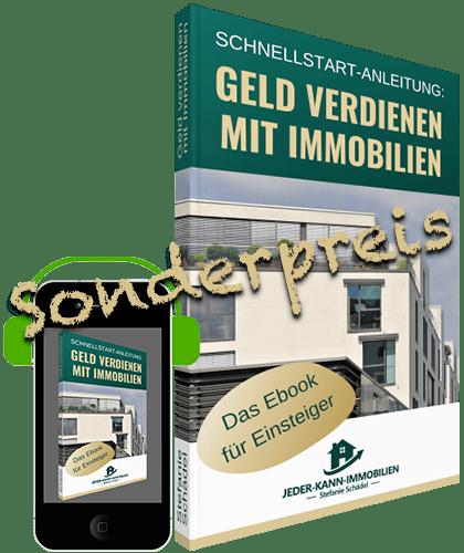 Geld verdienen mit Immobilien
